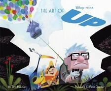 THE ART OF UP- PETE DOCTER TIM HAUSER  (Sealed In Box)