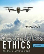 Ethics for the Information Age by Michael J. Quinn (2016, Paperback)