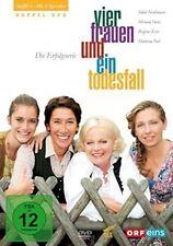VIER FRAUEN UND EIN TODESFALL, Staffel 5 (2 DVDs) NEU+OVP