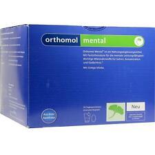 ORTHOMOL Mental Granulés 30 pièces PZN 5382070