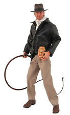 FIGURE INDIANA JONES RAIDERS OF THE LOST ARK DOLL BAMBOLA 50 CM STATUA STATUE #1