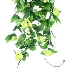 7.87ft Artificial Ivy Leaf Garland Plants Fake Foliage Flowers Home Decoration