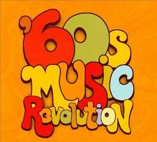 '60s Music Revolution [Box] by Various Artists (CD, Jul-2012, 9 Discs, Time) New