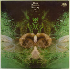 "12"" LP - Hana Zagorová - Breviary Of Love - k5196 - RAR - washed & cleaned"