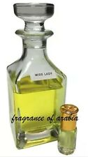 MISS LADY MILLION FLORAL ORANGE BLOSSOM AMBER  OIL BY FRAGRANCE OF ARABIA 3ML