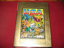 Marvel Masterworks Hardcover Graphic Novel: USA Comics volume 1