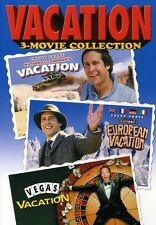 National Lampoon's Vacation 3-Movie Collection [3 Di DVD Region 1