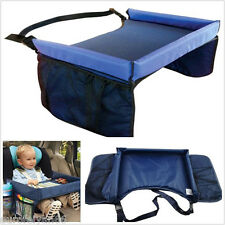 One Pcs Vehicle Seat Safety Snack Baby Table Kids Play Travel Tray Drawing Board