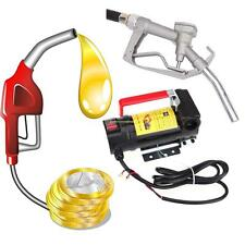 12V Oil Diesel Fluid Extractor Electric Transfer Auto Pump Car trucks Fuel