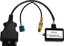 MERCEDES COMAND NTG4 REVERSE CAMERA ACTIVATOR W204 X204 W212 C E GLK CLS SLS