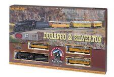 Bachmann HO Durango & Silverton Train Set 00710 NIB Bachman H-O