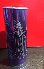 Maleficent Disney Parks Sleeping Beauty Tall Shot Glass RARE FIND vintage