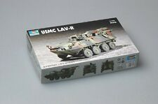 USMC LAV-R Light Armored Recovery Vehicle (1/72 model kit, Trumpeter 07269)