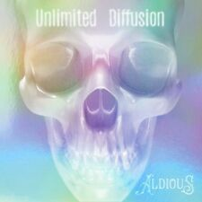 Aldious Unlimited Diffusion First Limited Edition CD DVD Booklet Japan ALDI-13