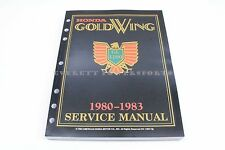 New Genuine Honda Service Manual GL1100 Honda Goldwing OEM Shop Repair Book #L31
