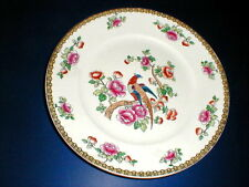 "F Winkle Co Staffordshire PHEASANT 10"" Dinner Plate (loc-37)"