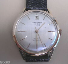 MONTRE CIGMA VALMON OR MASSIF 18K AUTOMATIC ANCIENNE DE COLLECTION VERS 1950