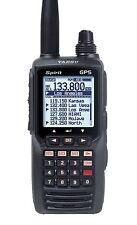YAESU FTA-750 L  FLUGFUNK HANDGERÄT mit GPS  VOR / ILS Navigation