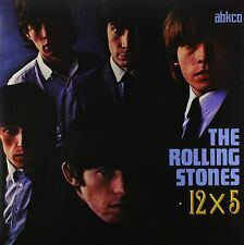 The Rolling Stones 12 X 5 180g REMASTERED Clearly Classics NEW CLEAR VINYL LP