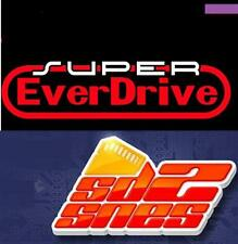 Super Everdrive / SD2SNES SD-Card Image Disc
