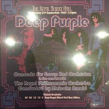 "Deep Purple - Concerto For Group And Orchestra - NEW 3 x 12"" VINYL LP BOXSET"