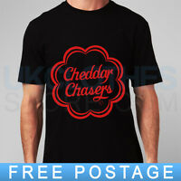 CHEDDAR CHASERS FUCKDOWN DISOBEY TRAPSTAR  OBEY WASTED YOUTH LAST KINGS T SHIRT