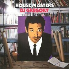 House Masters DJ Gregory Dance Mix 2 CD Set UK Shrinkwrap Productions Remixes