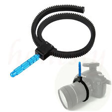 Adjustable  Zoom Focusing Lever with Gear Ring for Follow Focus Camera Lens