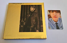 EXO K 2nd Album EXODUS Korean Press CD + Photobook Baekhyun Ver.& Photocard