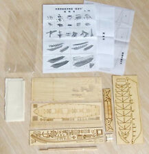 Hobby ship model kits Scale 1:70 1830 US New Port sail boat wooden model