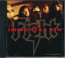 Fight (Rob Halford of Judas Priest) Immortal Sin-Vicious RARE promo CD w/ mixes