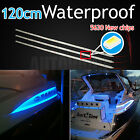 3pcs Boat Marine Flexible Blue 12V 5630 SMD 72 LED Strip Lights 120CM Waterproof