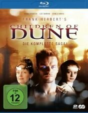 CHILDREN OF DUNE  (SUSAN SARANDON/ALEC NEWMAN/ALICE KRIGE/+)   BLU-RAY NEU