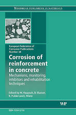 Corrosion of Reinforcement in Concrete: Monitoring, Prevention and Rehabilitatio