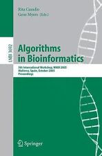 Algorithms in Bioinformatics: 5th International Workshop, WABI 2005, M-ExLibrary