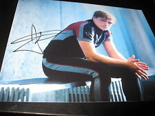 JOSH HUTCHERSON SIGNED AUTOGRAPH 8x10 PHOTO HUNGER GAMES CATCHING FIRE PROMO X1