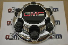 GMC Sierra Savana Wheel Chrome Center Hub Cap Cover w/ GMC Logo new OEM 20941992