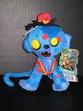 CREEPY CUDDLERS SERIES 2 JANGLES THE DEAD MONKEY ZOMBIE PLUSH FIGURE DOLL MEZCO