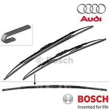 Kit 2 spazzole tergicristalli Bosch Audi A4 (8E2, B6) da 11.2000 a 12.2004