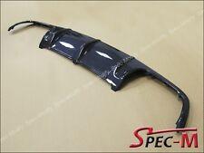 C63AMG Look Carbon Fiber Bumper Diffuser For 2008-2011 C300 C350 C63 4Dr