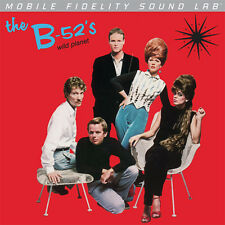 Mofi 014 | the b-52's - wild planet MFSL LP NEUF