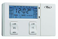 RW2 Two Channel Electronic Heating Programmer