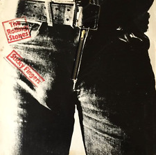THE ROLLING STONES - Sticky Fingers (LP) (G++/G++)