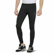 Baleaf Men's Thermal Cycling Tights Size XL Jet Black Stretchy Breathable Fabric