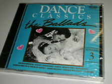 ARCADE DANCE CLASSICS THE BALLADS 3 NEU & OVP CD MIT GEORGE BENSON ROSE ROYCE ..