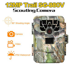 Wildlife Camera Nature Night Vision IR Surveillance Camouflage Trail Camera Trap