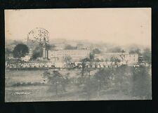 Staffordshire Staffs MAYFIELD Panoramic view & cotton mill Used 1911 PPC
