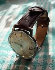Vintage,Mens,1965,Omega Seamaster Automatic Watch,24 Jewel,Cal 562,Date Function
