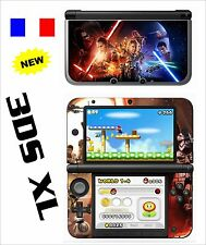SKIN STICKER AUTOCOLLANT DECO POUR NINTENDO 3DS XL - 3DSXL REF 204 STAR WARS 7