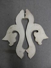 Vintage Pair Small Wood Porch Corbels Old Victorian Gingerbread Brackets 42-16